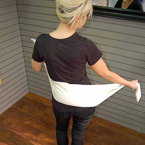 Herbal Comfort Lumbar Wrap