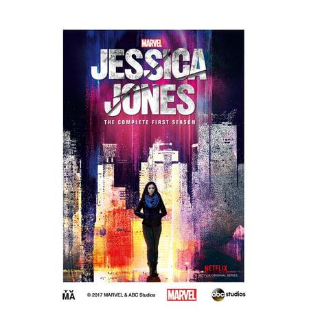 Jessica Jones  The Complete First Season