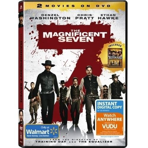 The Magnificent Seven  2016    Silverado  Walmart Exclusive   Widescreen