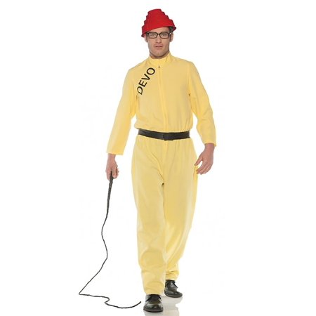 Devo Whip It Plus Size Mens Costume for $<!---->