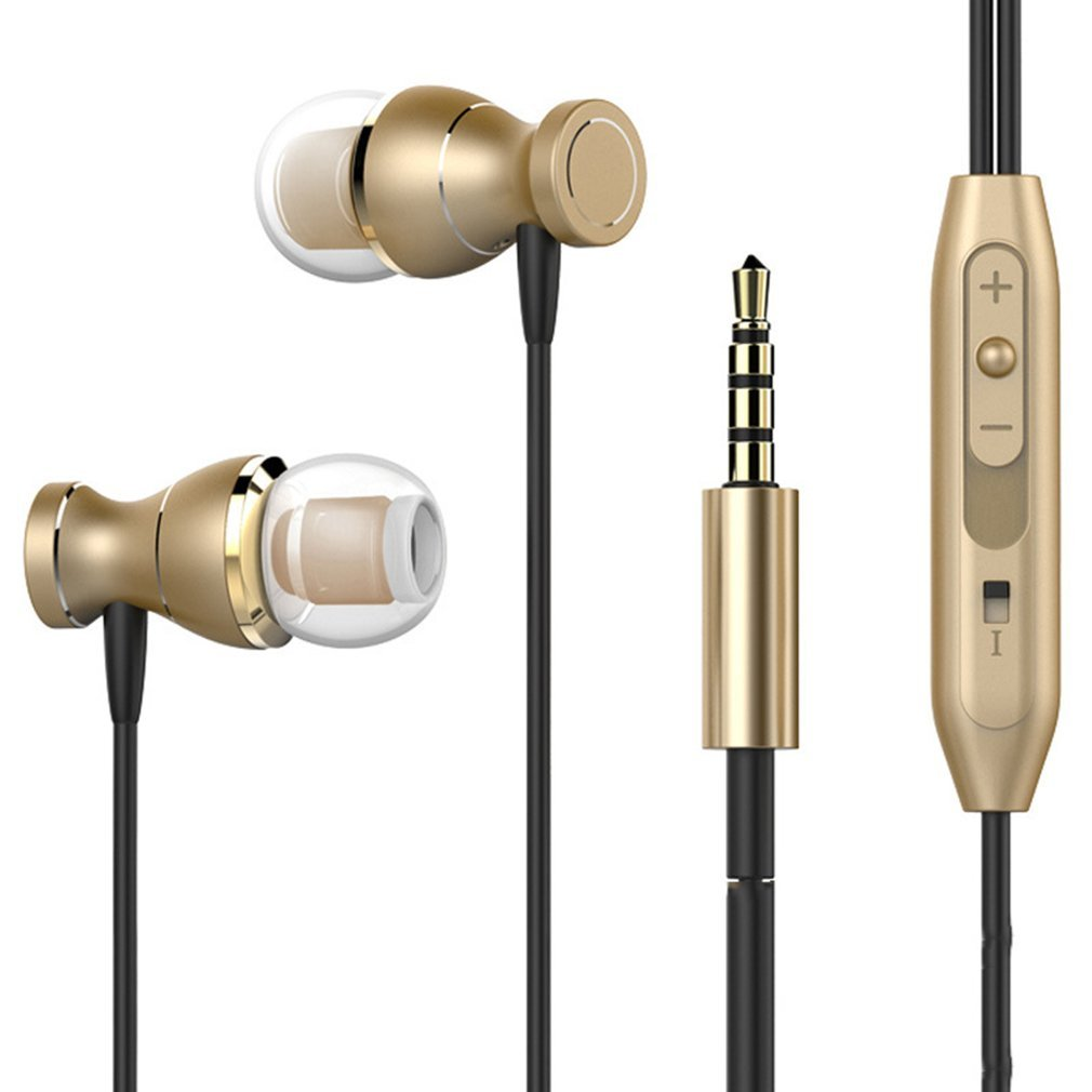 Professional Magnetic Design 3D Stereo Surround Sound Earphones For Iphone