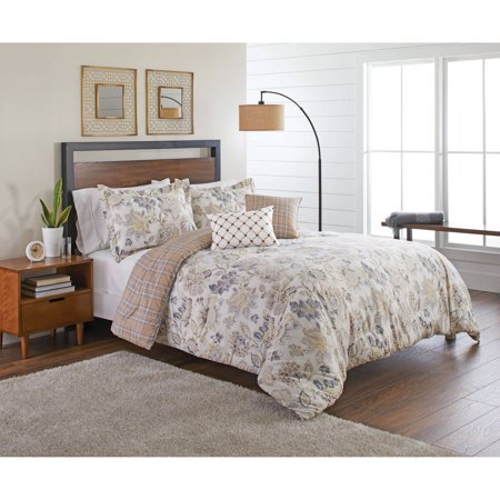 Better Homes And Gardens Vintage Jacobean 5 Piece Bedding