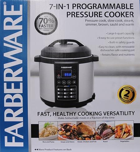 farberware 6 qt digital pressure cooker best pressure cookers bread maker manual black decker bread maker manual for cook's essential