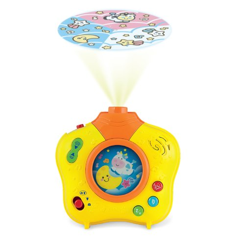Zoomie Kids Astra Baby's Dreamland Soothing Projector Mobile