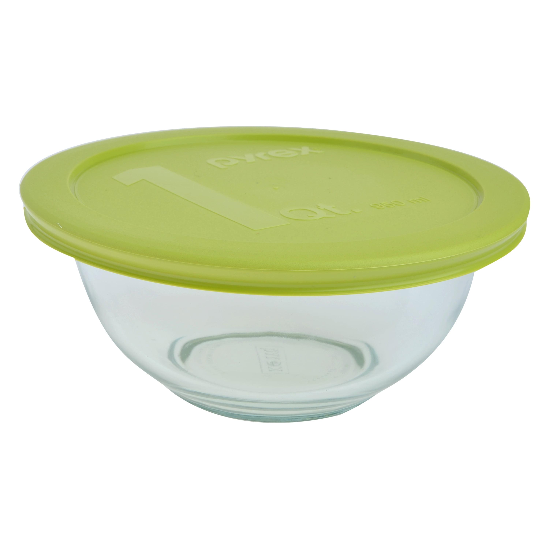 Pyrex Glass 8-Piece Mixing Bowl Set - Walmart.com