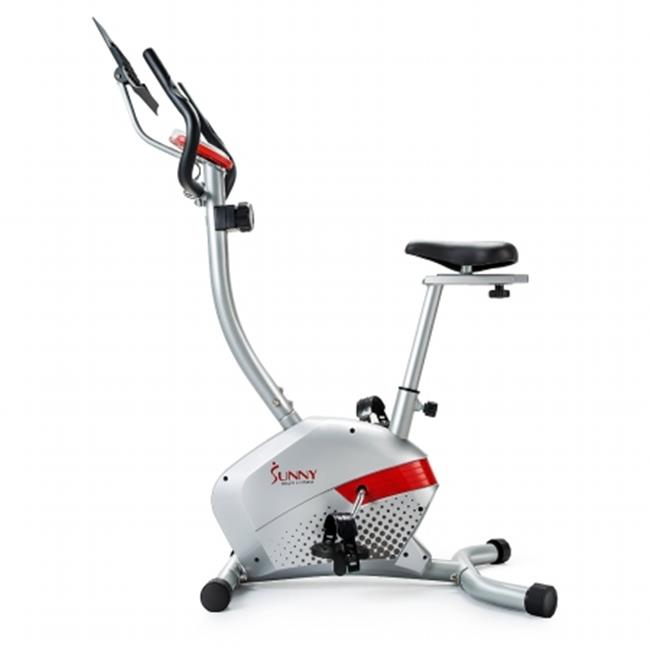 Sunny Distributor SF-B2511H Magnetic Upright Bike with Ta...