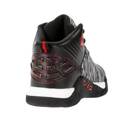 Shaq Boys' Fashion Knit Athletic Shoe
