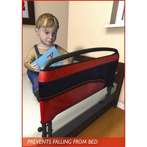Stander Children's Safety Bed Rail and Padded Pouch