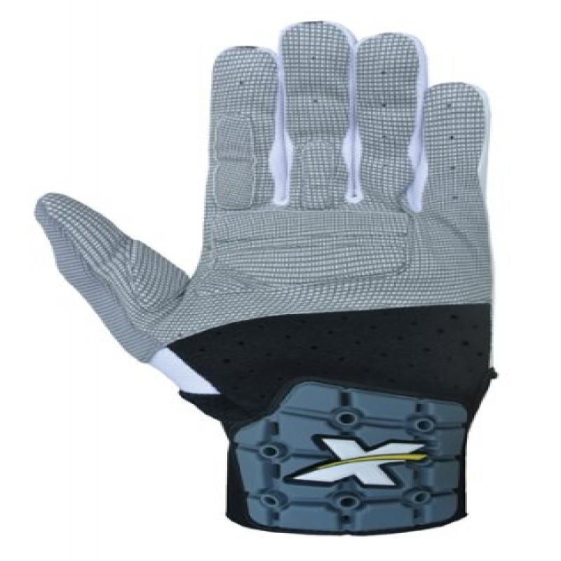 XPROTEX REAKTR 2014 Protective Left Hand Glove, Black, X-...