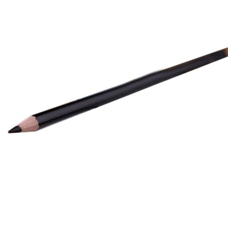 Waterproof Smooth Women Girls Eyebrow Pencil Pen Brows Natural Silky Eye Makeup Cosmetics Long Lasting Black - Makeup Black Eye Halloween