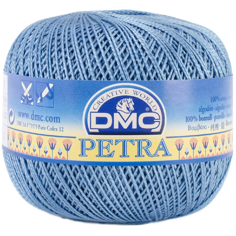 DMC 993A5-5211 Petra Crochet Cotton Thread Size 5-5211