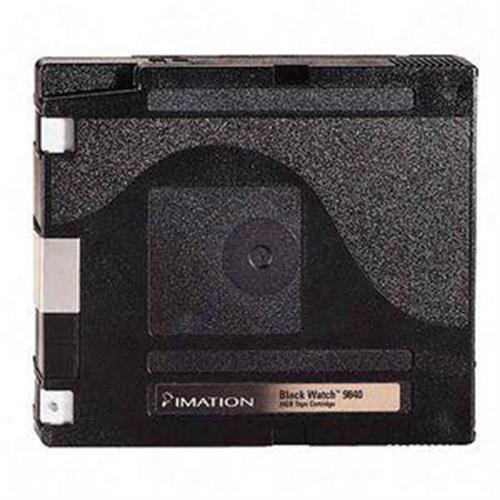 Imation Tape, 1/2 in. Ctdg, 9840, 20GB, B/W