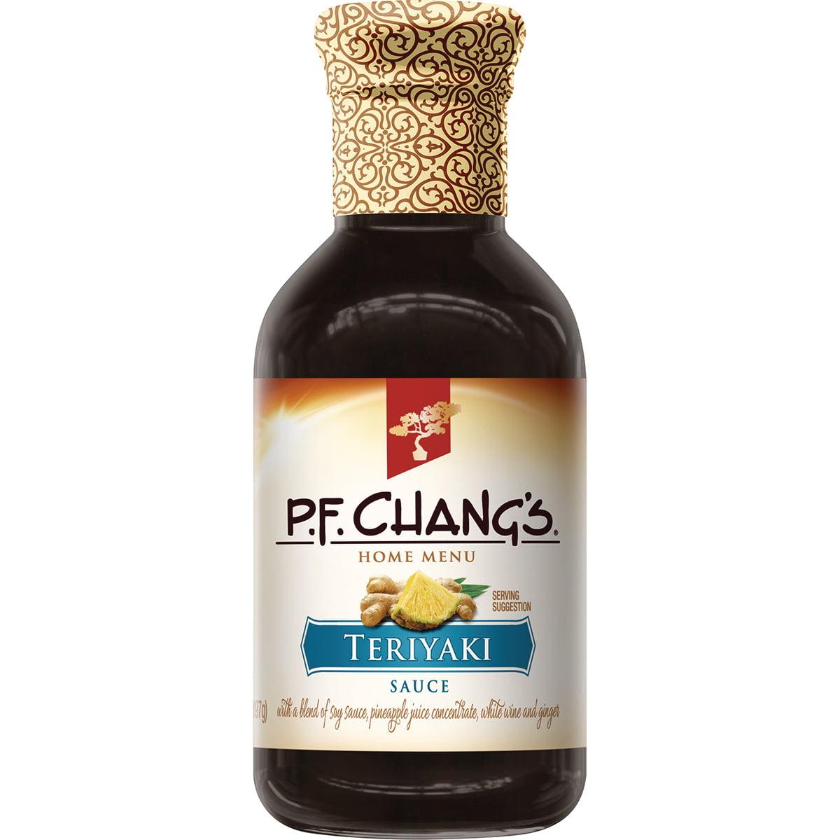 Pf Changs Sauces Teriyaki