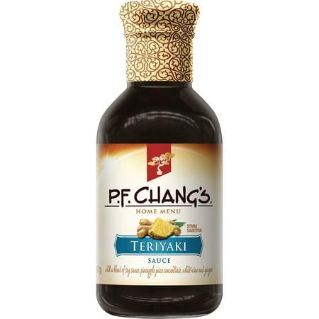 P F  Chang S Home Menu Teriyaki Sauce  14 Ounce