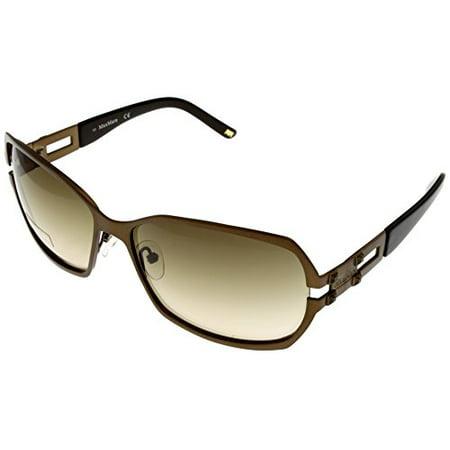 Max Mara Sunglasses Womens MM 957/S 0W0 IS Bronze Size: Lens/ Bridge/ Temple: (Max Mara Women)