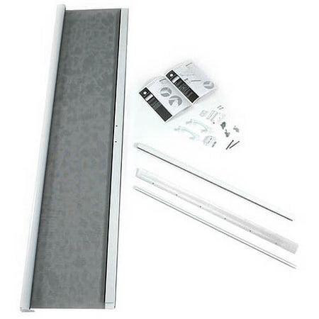 Odl 36 x 80 retractable screen white for 36 inch retractable screen door