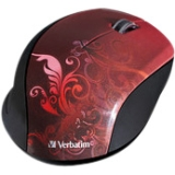 Verbatim 97782 Wireless Optical Design Mouse