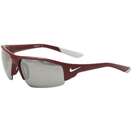 3ed44654d0 Sunglasses NIKE SKYLON ACE XV EV0857 601 CARDINAL WH W GRY SIL FL LENS -  Walmart.com