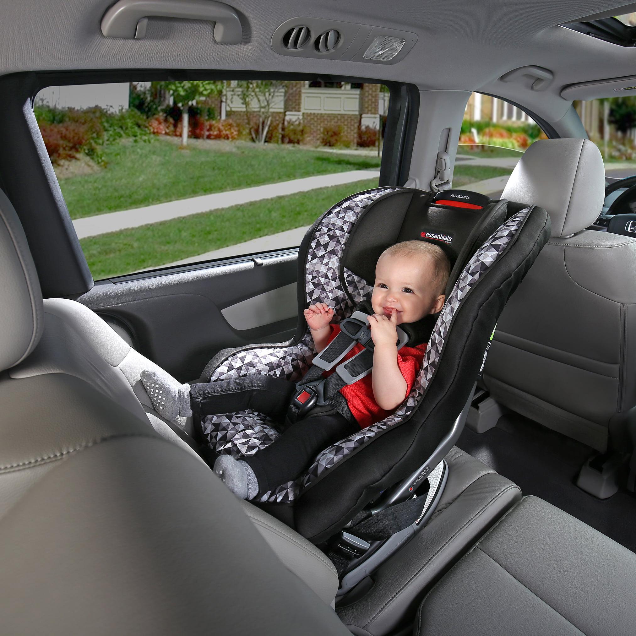 Essentials by Britax Allegiance Convertible Car Seat, Prism ...