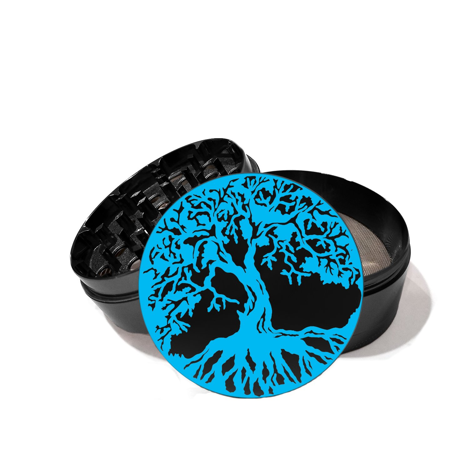 Celtic Tree of Life 2 - UV Printed Grinder