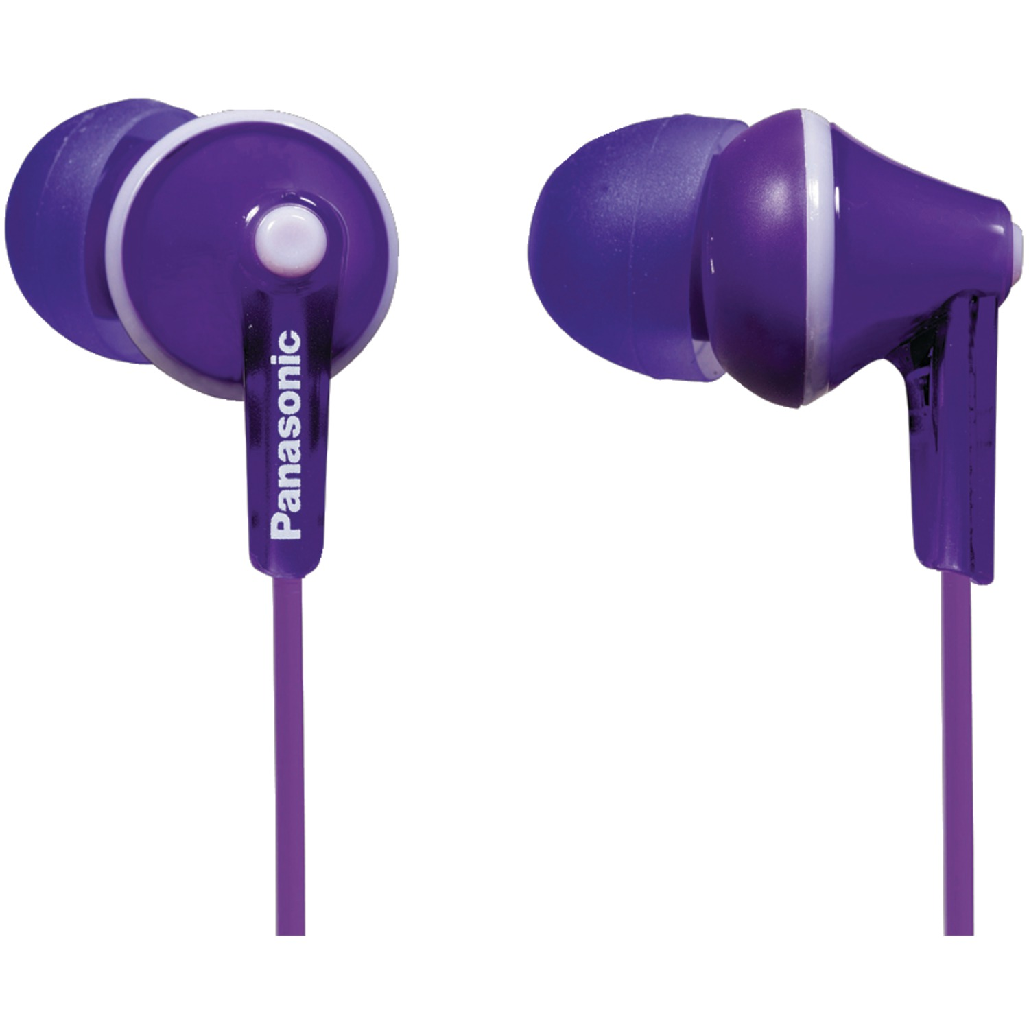 Panasonic ErgoFit In-ear Earbud Headphones, Pink