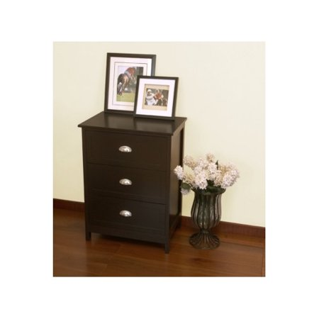 Phoenix Group Ag Country 3 Drawer Cabinet
