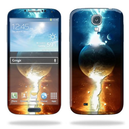 Skin Decal Wrap For Samsung Galaxy S4 Cell Phone Sci Fi