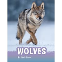 Animals: Wolves (Paperback)