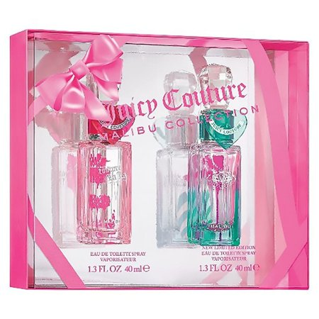 Juicy Couture Malibu By Juicy Couture Assorted Perfume Gift Set (W) Juicy Couture Malibu Edt Spray 1.3 Oz+Couture La La Malibu Edt Spray 1.3 (Edt Perfume Gift Set)