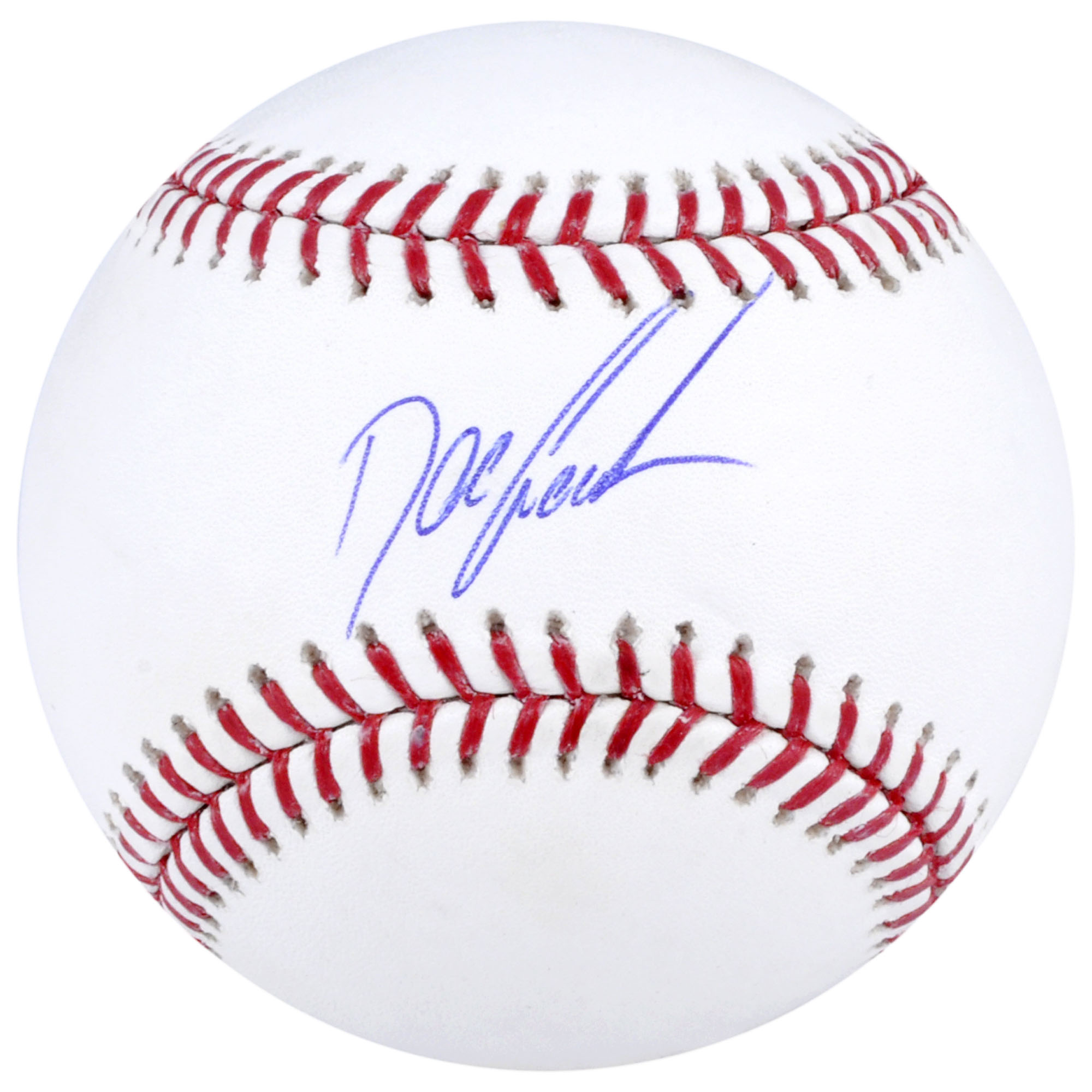 Dwight Gooden New York Mets Fanatics Authentic Autographed Baseball - No Size