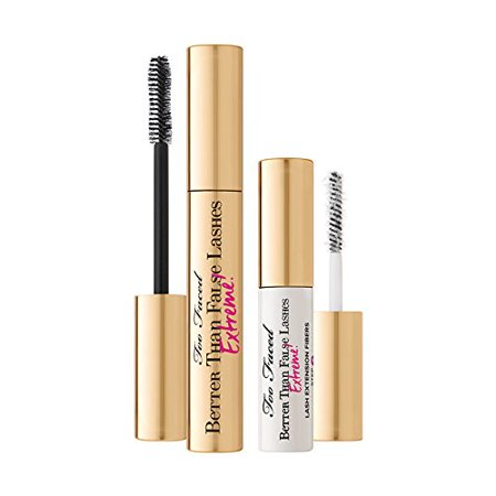 Too Faced Better Than False Lashes Extreme (Two Faced Better Than False Lashes Review)