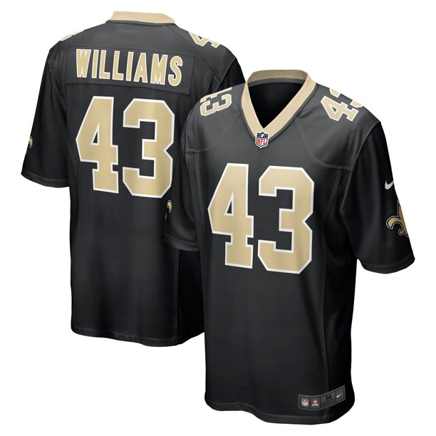 Marcus Williams New Orleans Saints Nike Game Jersey - Black