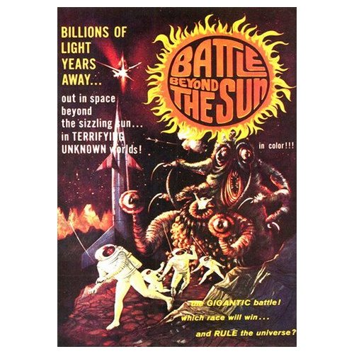 Battle Beyond the Sun (1963)
