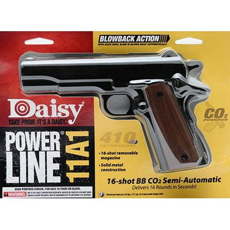 Daisy Powerline Model 11a1 Co2 Pistol - Walmart com