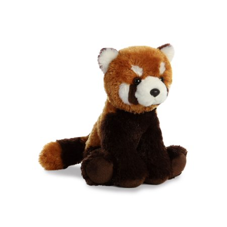 Red Panda Small Destination Nation - Stuffed Animal by Aurora Plush (Small Red Peppers Stuffed With Cream Cheese)