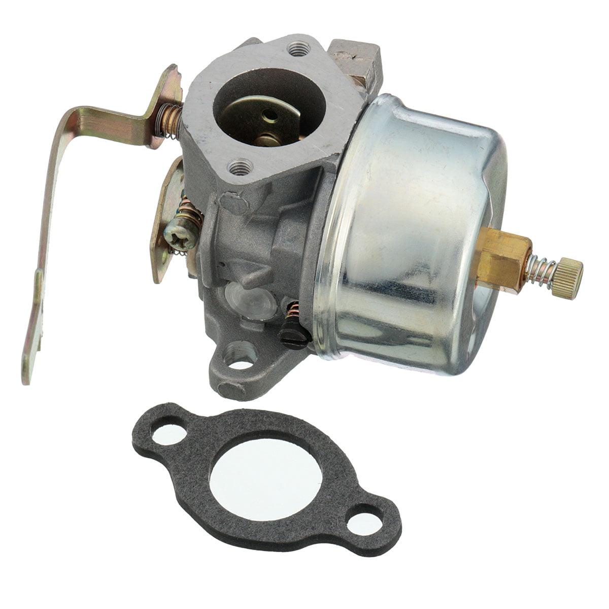 Carburetor Carb For Tecumseh 631918 HS40 4HP HS50 5HP Engine Free Gasket by