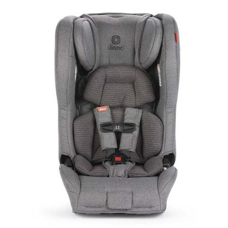 Diono Rainier 2AXT Convertible Car Seat - Grey Dark Wool - image 5 de 9