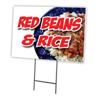 """NEW ORLEANS STYLE CATFSH 12""""x16"""" Yard Sign & Stake outdoor plastic coroplast window"""