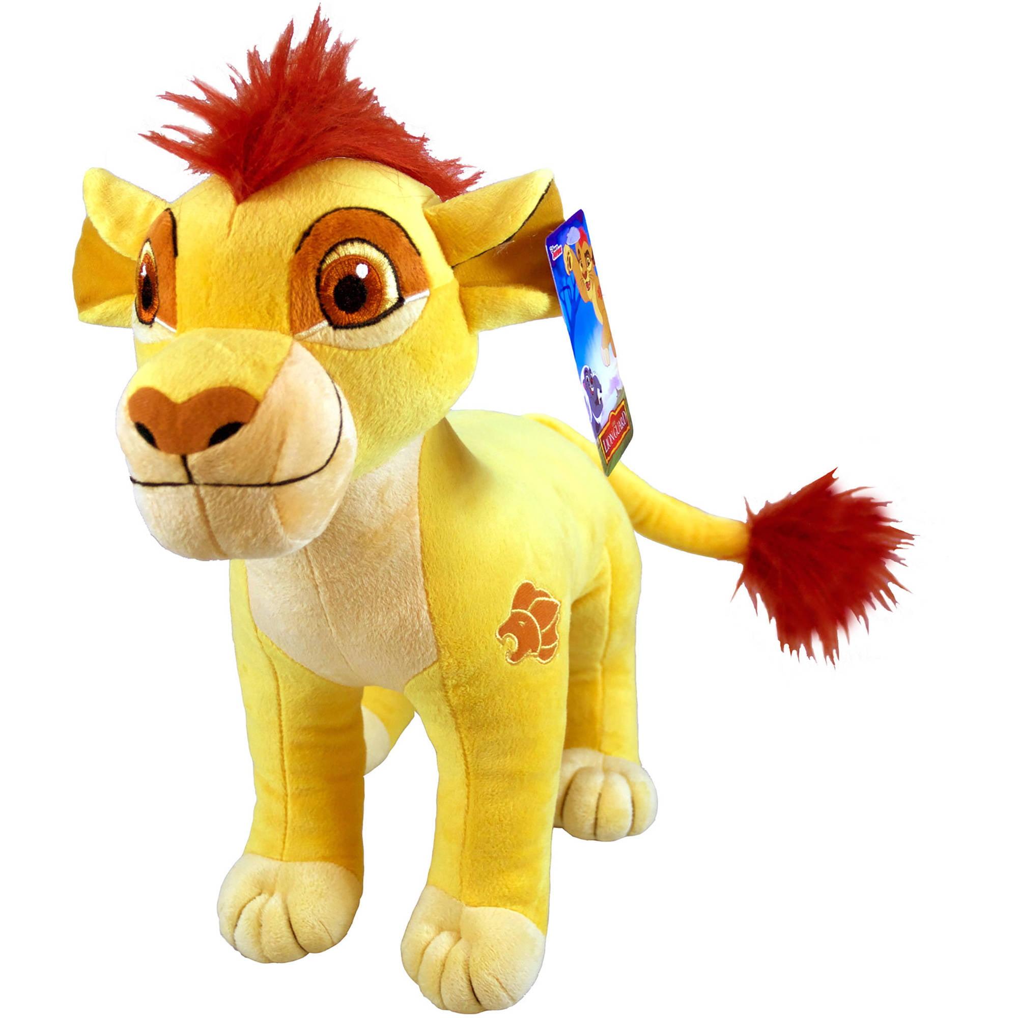 Disney el León protector de almohada Buddy + Disney en Veo y Compro