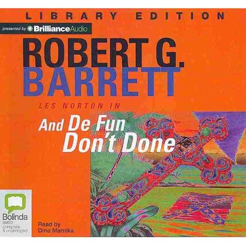 And De Fun Don't Done: Library Edition
