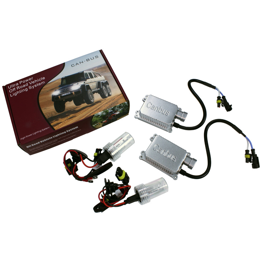 Tview CBH410K Hid Full Conversion Kit With Water Proof Ballast