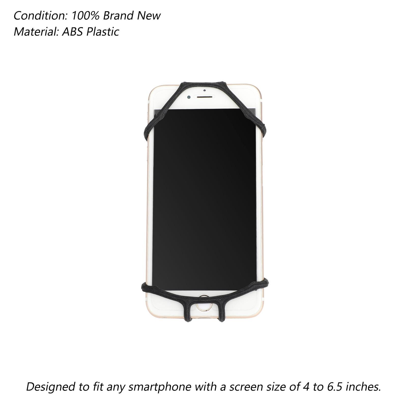 Universal Motorcycle MTB Bike Handlebar Mount Holder For Mobile Phone GPS Black