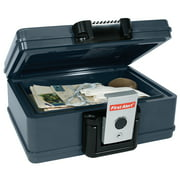 First Alert 2013F Water and Fire Protector File Chest, 0.17 Cubic Ft.