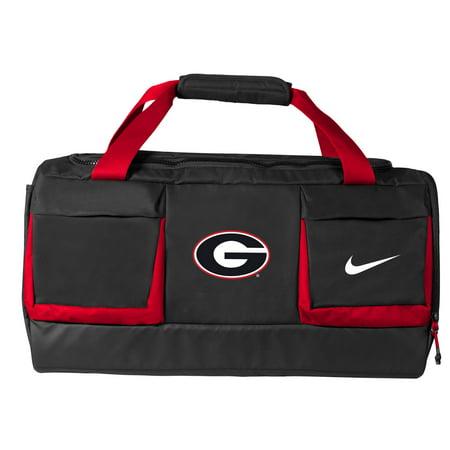 Georgia Bulldogs Nike Vapor Duffel Bag - No Size