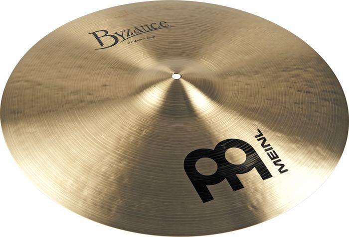 Meinl B18MC 18 Inch Byzance Medium Crash Traditional Cymbal by Meinl