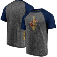 Cleveland Cavaliers Fanatics Branded Static T-Shirt - Charcoal