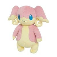 """Sanei Pokemon All Star 7"""" Audino Plush"""