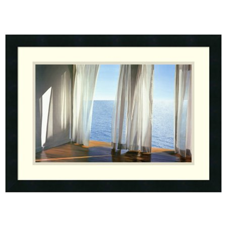 Amanti Art Framed Print - Blues Come Through by Alice Dalton Brown