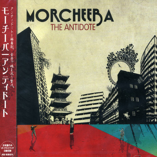 Morcheeba - Antidote [CD]