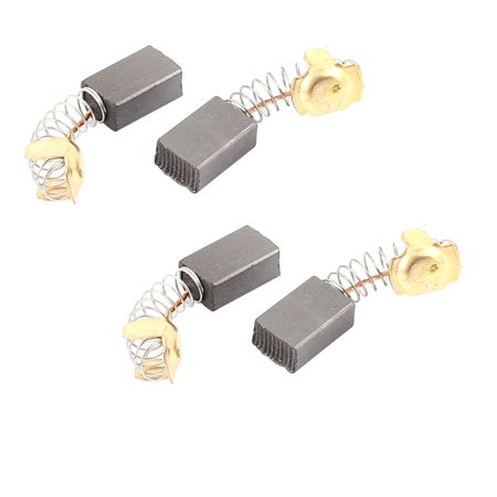 4 Pcs Replacement Electric Motor Carbon Brushes 16mm X